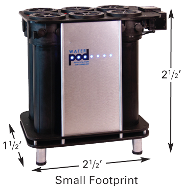 Stonehouse Water Technologies Announces Patent Approval for their WaterPOD™ Water Purification System